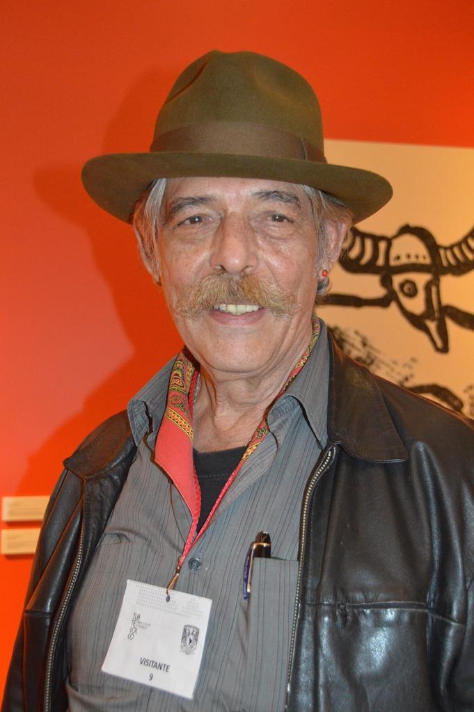 Felipe Ehrenberg (Mexico City, 2015)