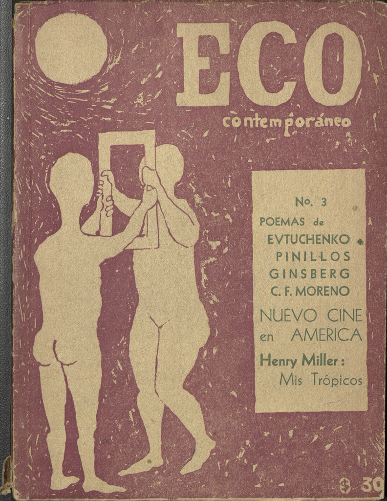 Eco contemporáneo 3 [Cover]