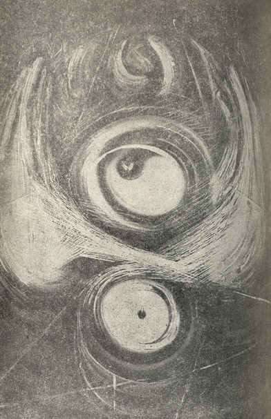 Untitled David Alfaro Siqueiros drawing