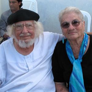 Ernesto Cardenal and Margaret Randall (Nicaragua, 2013)