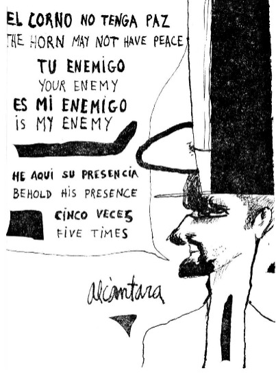 Untitled Pedro Alcántara illustration
